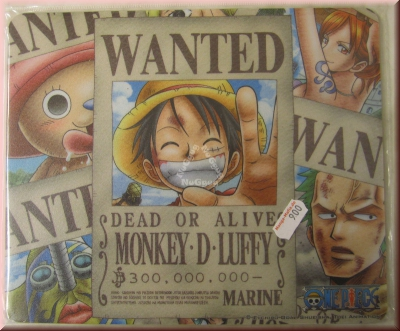 One Piece Wanted Mauspad
