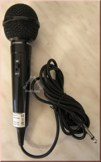 Dynamic Microphone Uni-Directional