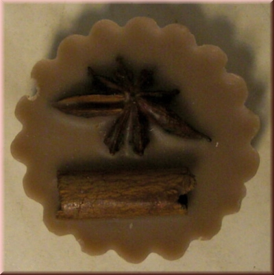 "Duftmelt ""Zimt"", Wax Melts, Duft Tarts, Duftwachs"