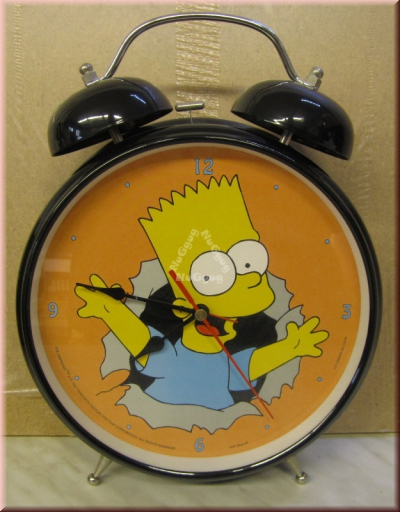 "Wecker Simpsons ""Bart"", 30 cm"
