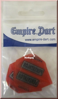 "Empire Dart. Fly-Set ""Pentathlon HD 150"". rot"