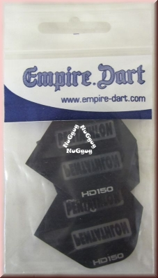 "Empire Dart. Fly-Set ""Pentathlon HD 150"". schwarz"
