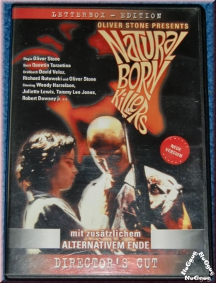 Natural Born Killers, Director's Cut