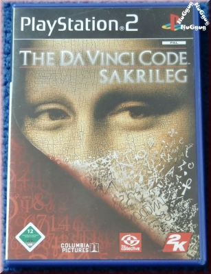 The Da Vinci Code Sakrileg. für PlayStation 2