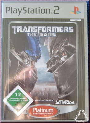 Transformers - The Game. für PlayStation 2