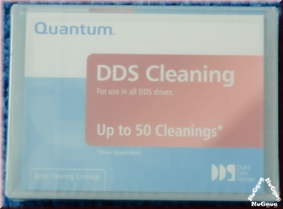Quantum DDS Cleaning Tape. Reinigungsband