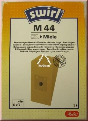 nuggug staubsaugerbeutel swirl m 44 f r miele 6 st ck. Black Bedroom Furniture Sets. Home Design Ideas
