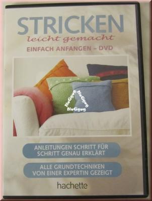 nuggug stricken leicht gemacht 22 teiliges set von hachette. Black Bedroom Furniture Sets. Home Design Ideas