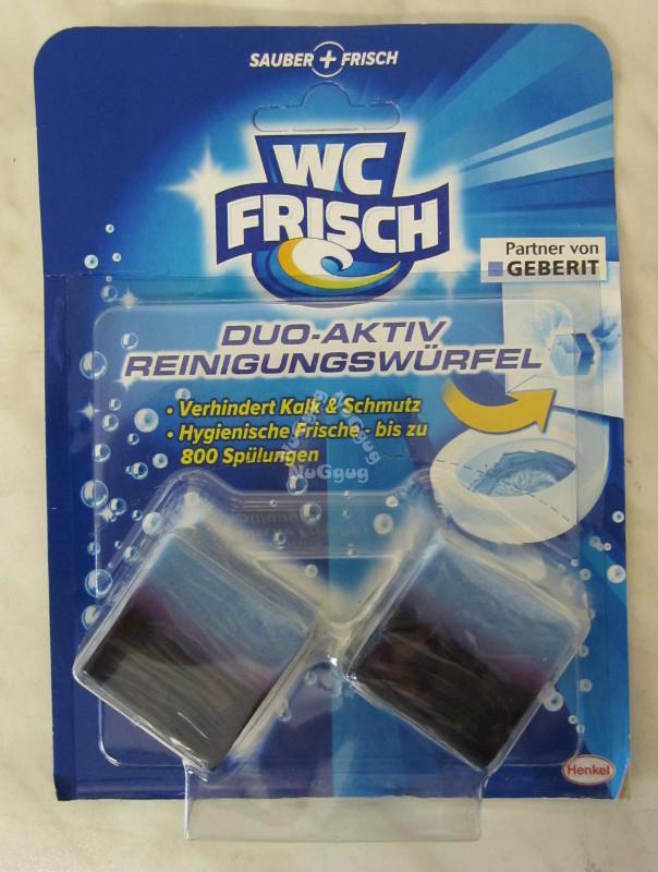 wc frisch aktiv reinigungswürfel von henkel