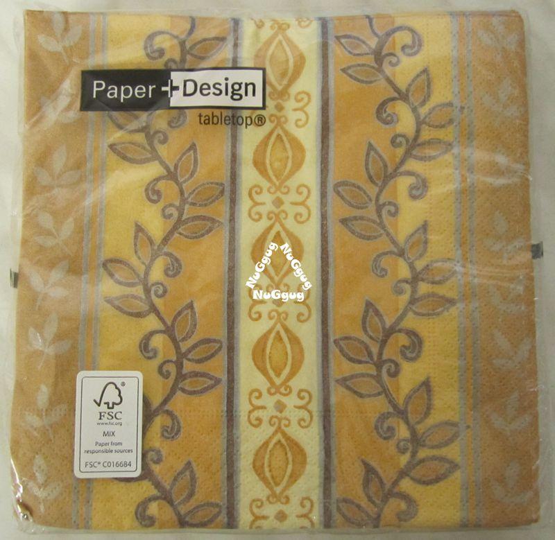 Nuggug servietten von paper design classic design 20 for Design haushaltsartikel