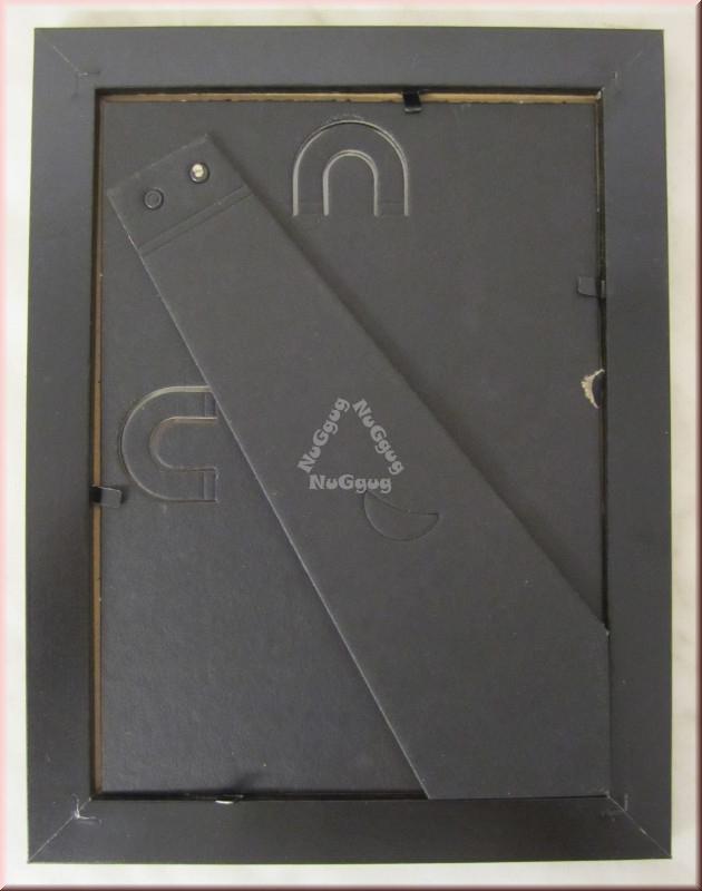 NuGgug - Bilderrahmen Ikea NYTTJA, schwarz, 21,8 x 16,6 cm, für ...