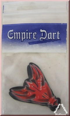 "Empire Dart. Fly-Set ""Metronic"", rot"