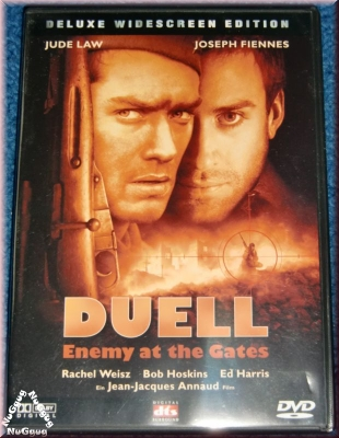 Duell. Enemy at the Gates. Deluxe Widescreen Edition
