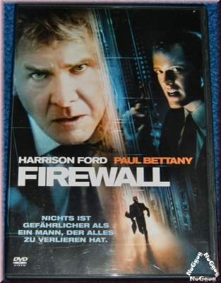Firewall. Harrison Ford