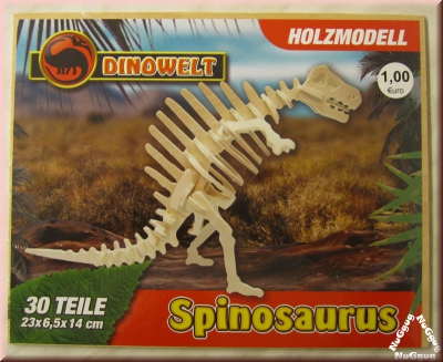 3D Holzpuzzle Spinosaurus