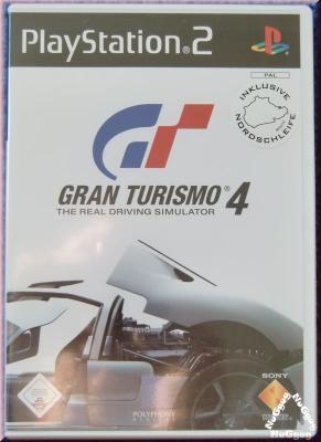 Gran Turismo 4 - the real driving Simulator. für PlayStation 2