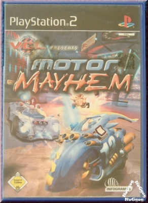 Motor Mayham. für PlayStation 2