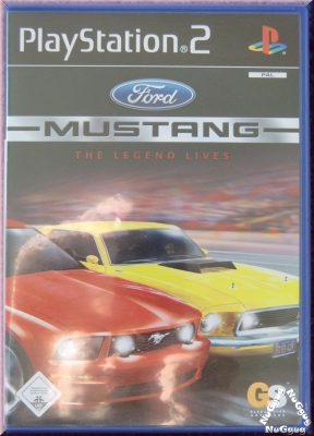 Ford Mustang - the legend Lives. für PlayStation 2