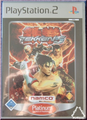Tekken 5. für PlayStation 2