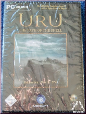 URU the Path of the Shell. AddOn. PC-CD-Rom