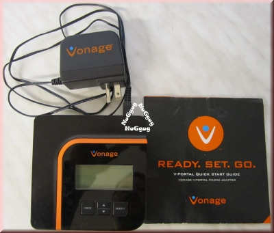 Vonage Router Model VDV21-VD