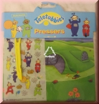 Teletubbies Panorama mit Rubbelbilder